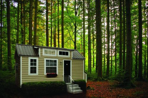 Tiny House Living Ideas For Building and Living Well In 500x330 - Tiny House Living: Ideas For Building and Living Well In Less than 400 Square Feet